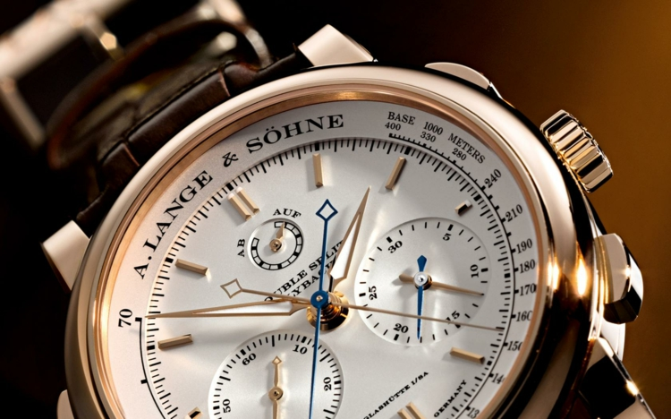 A.Lange and Sons Armbåndsur bra klokker