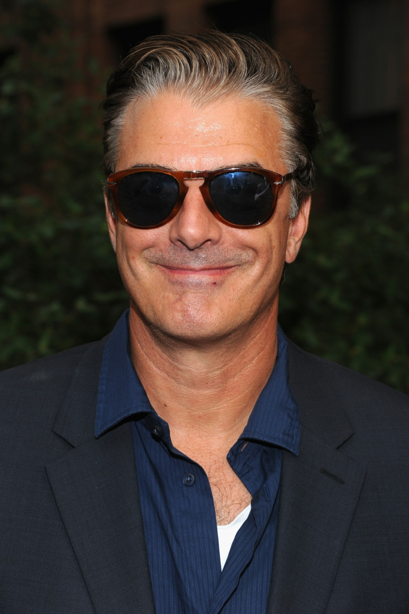 Chris Noth sexy skuespiller Hollywood stjerner