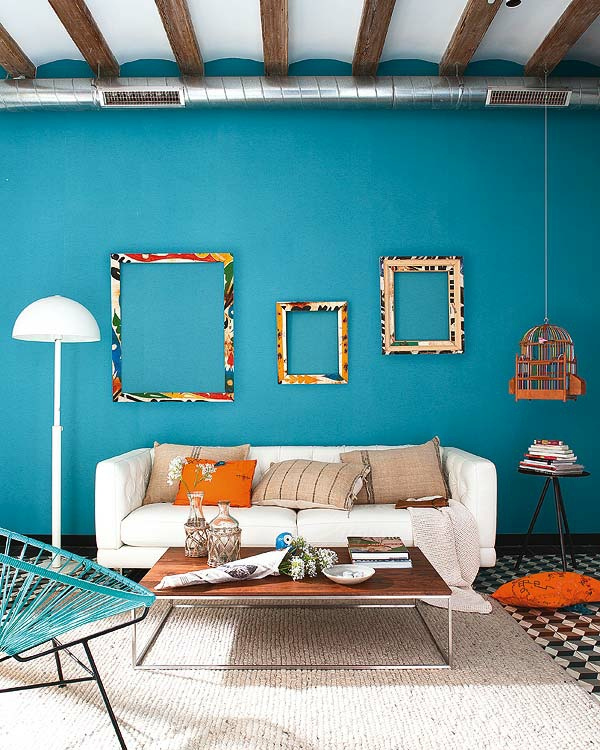 Color ideas for walls wall design Living room bold