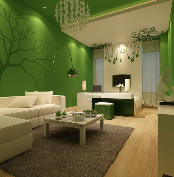 Color ideas for walls wall design living room light