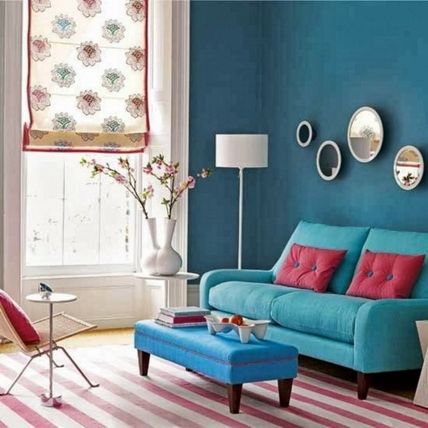 Color ideas for walls wall design living room stripes