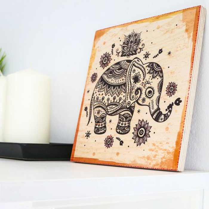 Feng Shui pictures home accessories positive energy deco ideas elephant
