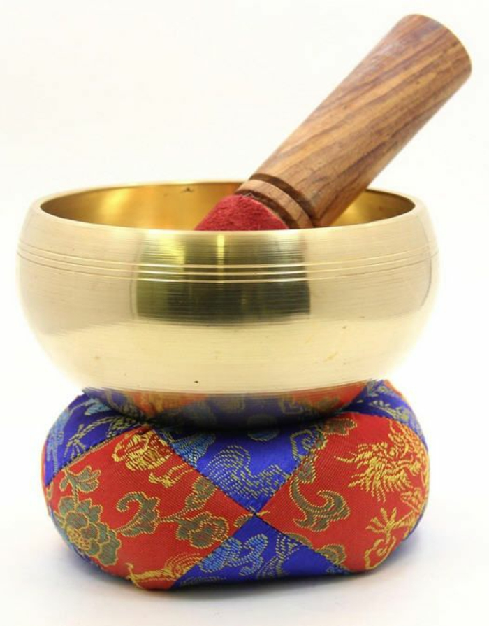 Feng Shui pictures home accessories positive energy singing bowl