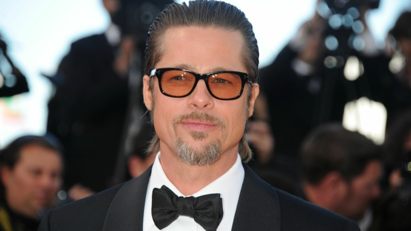 Hollywood skuespiller over 50 Brad Pitt