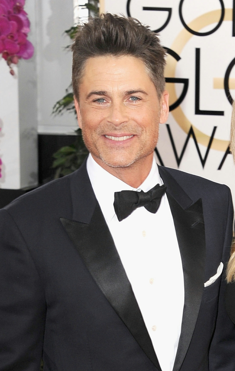 Hollywood skuespiller over 50 Rob Lowe