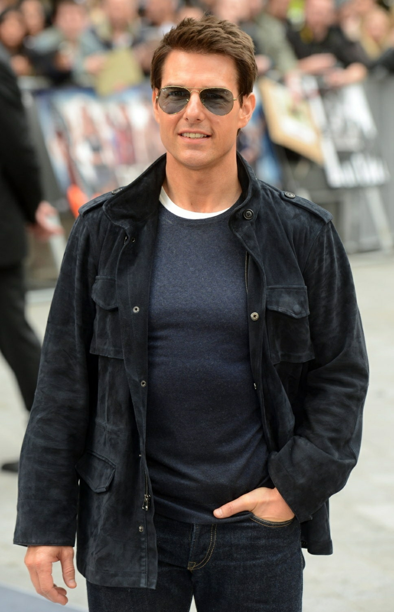 Hollywood skuespiller over 50 Tom Cruise