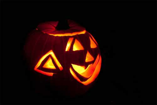 Halloween pictures horror ideas gourd light