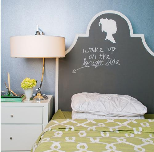 Headboards beds wall colors playful wake up