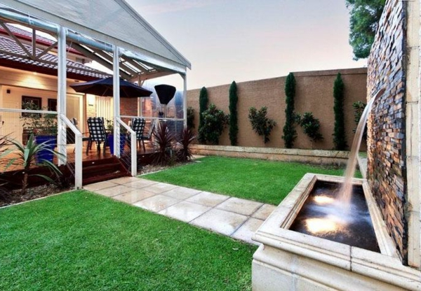 Waterfall Landscaping Garden Ideas landscape trends invitingly fresh