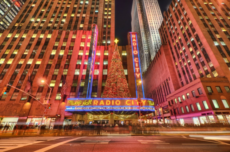 New York Radio City Jul New York