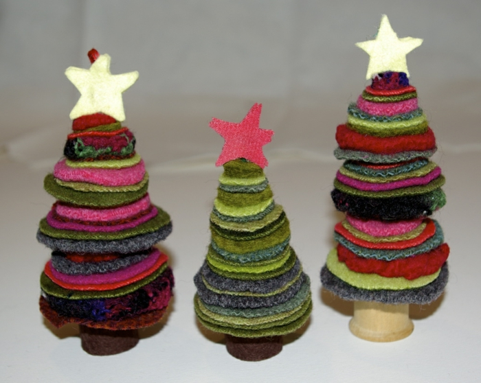 christmas gifts crafting christmas umbrella crafting christmas napkin holder christmas fir tree felt