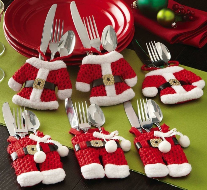 make Christmas gifts cutlery cutlery
