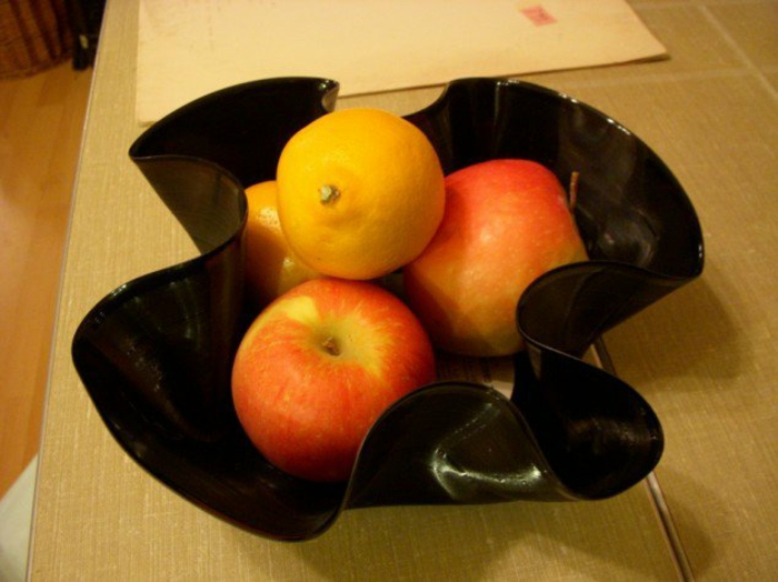 Vinyl records craft ideas fruit bowl itself make diy projects