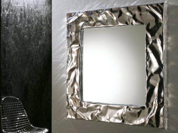 Mirror wall classic square buy gloss