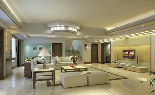 modern neutral beautiful ceiling panel ceiling design living room