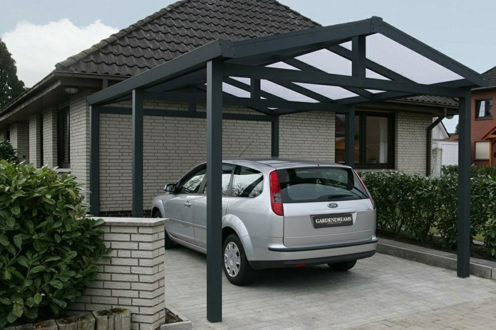 Aluminium Carport Kit