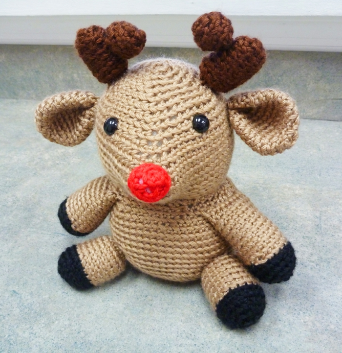 amigurumi cute deer crochet nice deco ideas