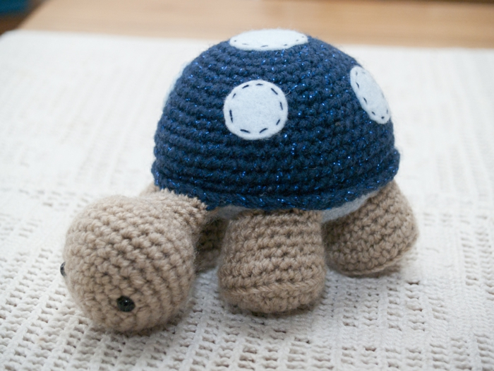 Amigurumi cute turtle crochet deco ideas