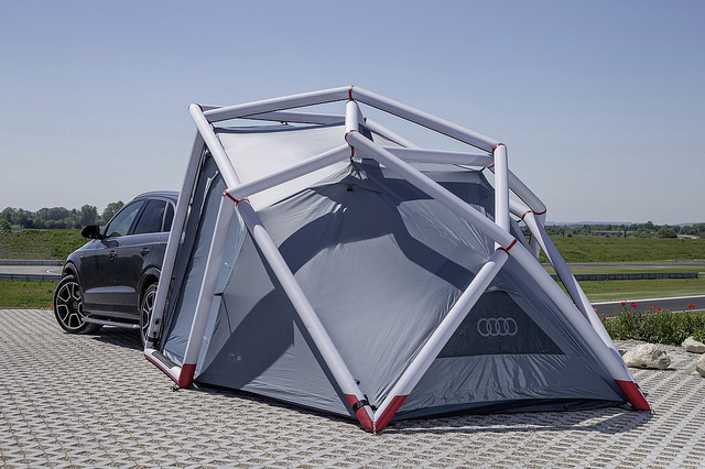 inflatable tents camping tents home planet audi Q3
