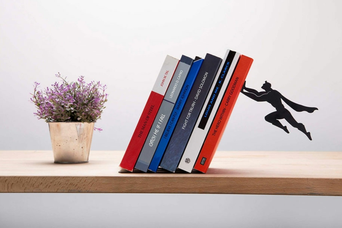 bookends superman idéia original