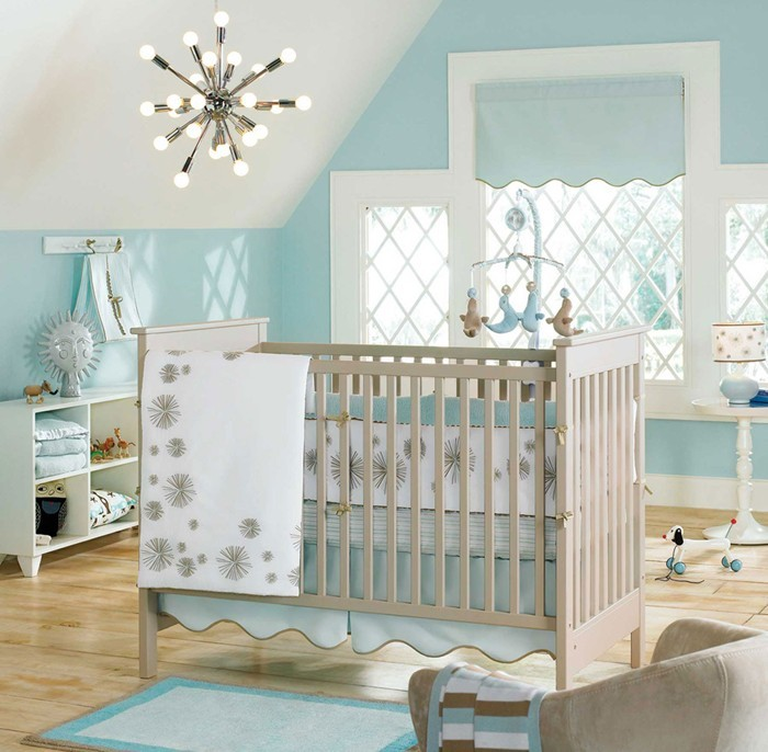 Nursery design nursery set nevtralno