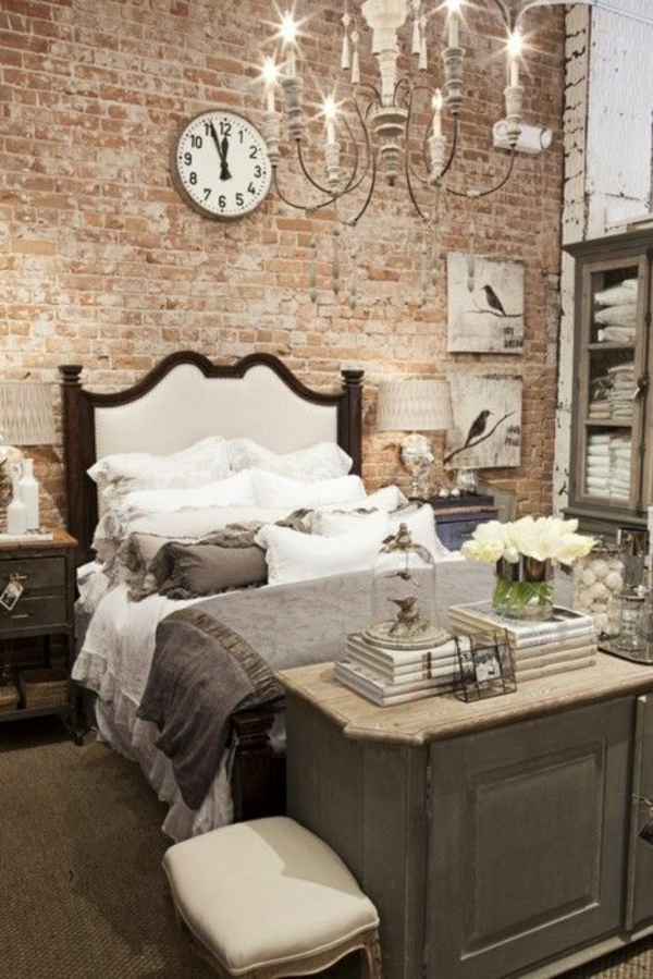 stone look wallpaper bedroom ideas country style wall decoration ideas
