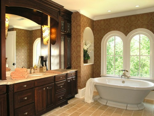 bathtub retro design gorgeous classy