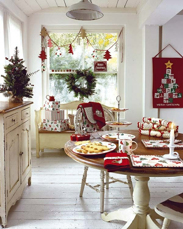 craft ideas for windows Christmas decor tradition