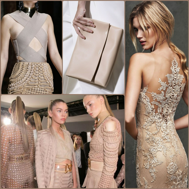 beige dresses trend colors current fashion trends 2016