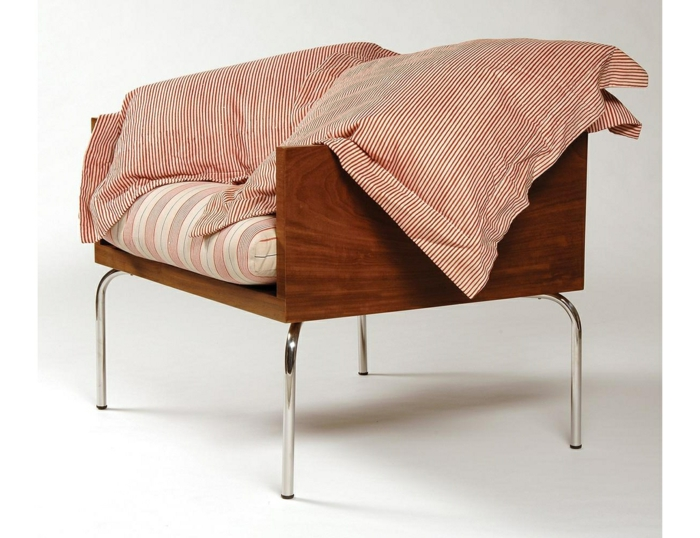 Famous architects Isay Weinfeld lounge chair