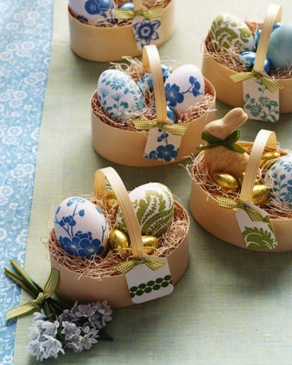 colorful decoration ideas easter easter proposal baskets