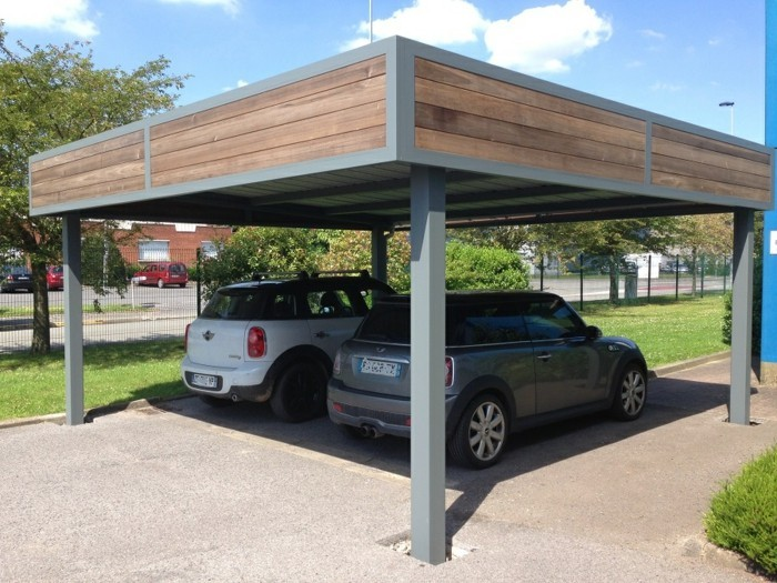 carport kit aluminium