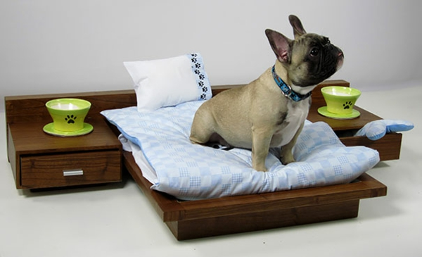 Cool gift ideas for dogs bedroom furnishing bed