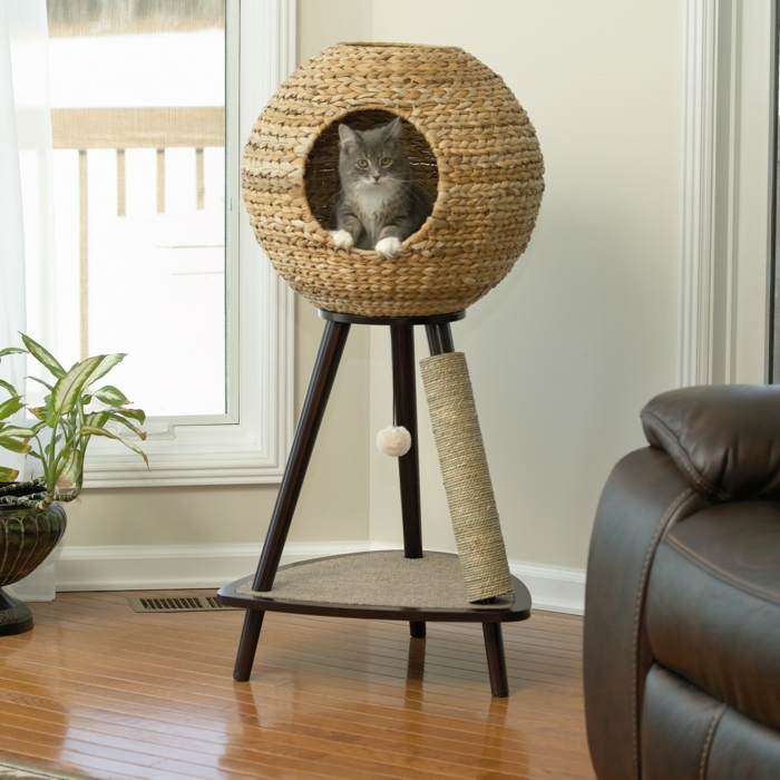 decoration ideas rope rope decoration cat tree
