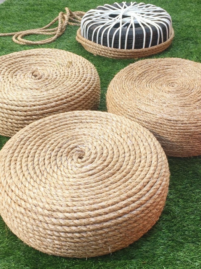 furnishing examples deco ropes rope decoration carpet