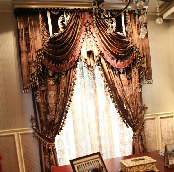 curtains decorations suggestions curtains warm colors