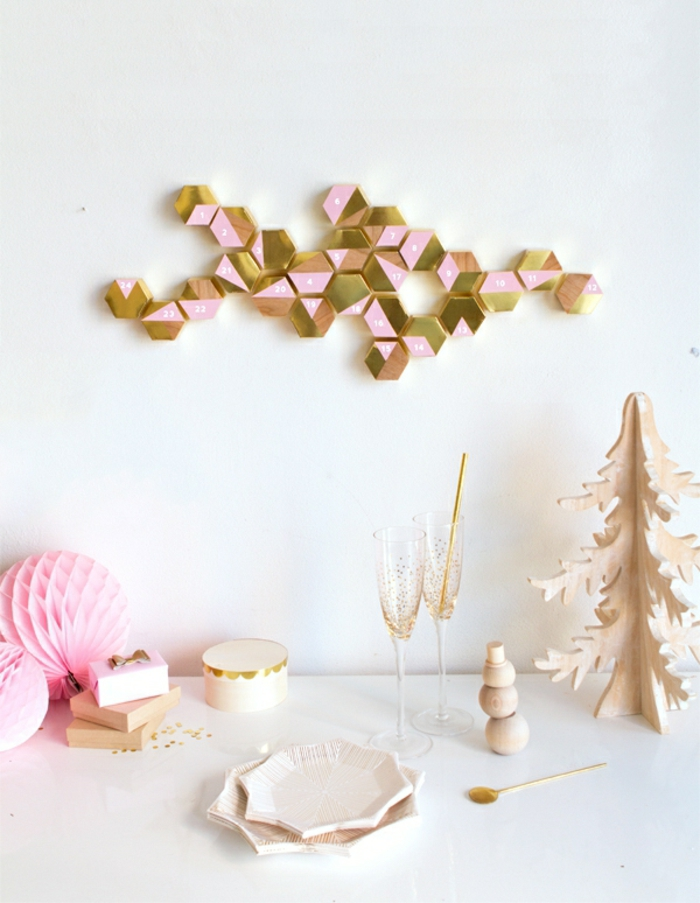 diy decoration deco ideas geometric decoration wall design table decoration