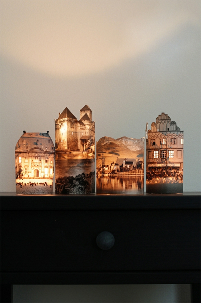 diy decoration deco ideas wind lights self crafting photos houses locks