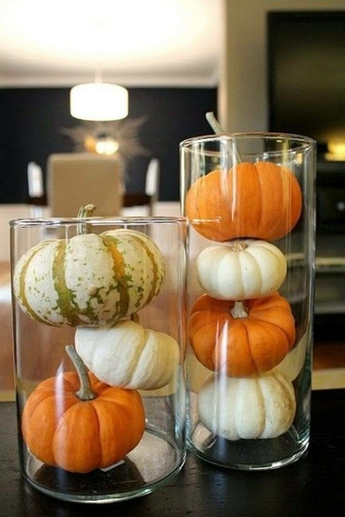 DIY Dekorere Ornamental Gourds I Glass