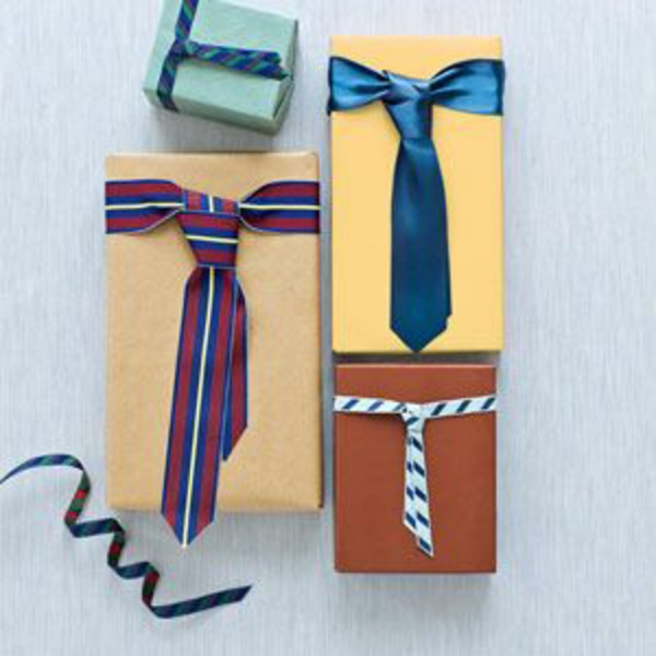 DIY Ideer Gaver Beautiful Packaging Ribbon Tie