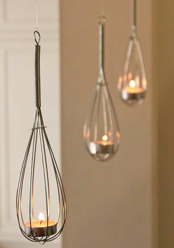 diy home decor kitchen ideas whisk wind lights crafts