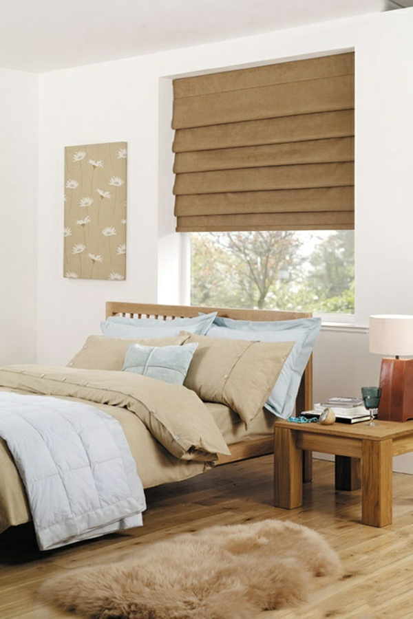 sew faltrollo itself bedroom window decor roman blinds