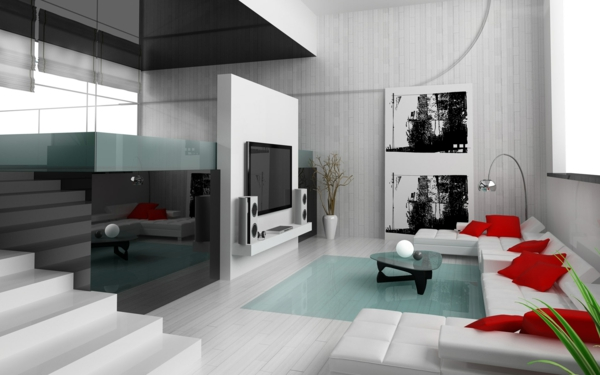 color trends modern architecture color accents dove gray flooring