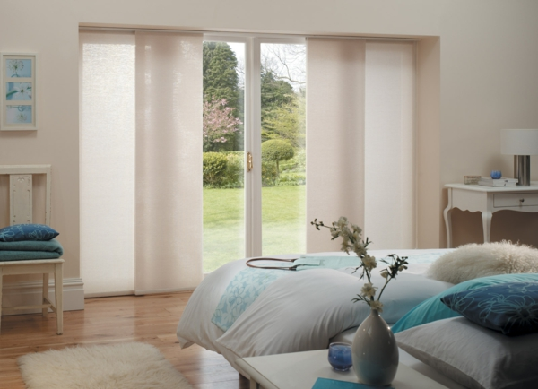 surface curtains terrace door privacy protection sunscreen