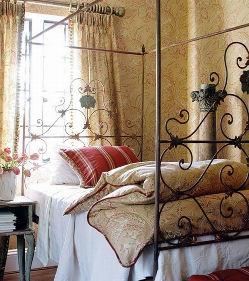 French country style bedroom idea classic original