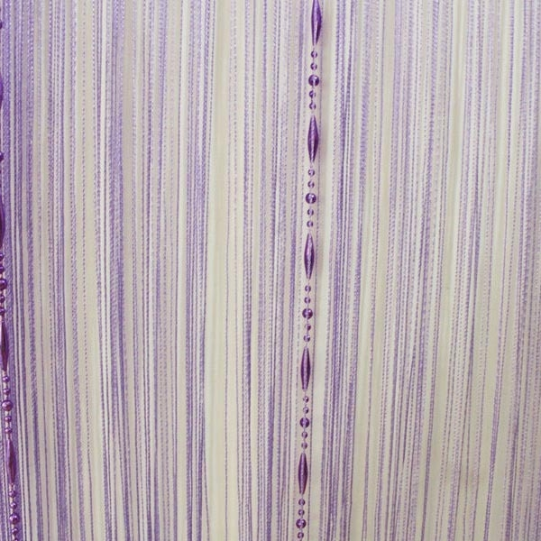 decorations curtains curtains chain purple