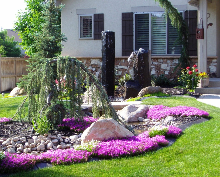 gardening garden plants colored flowers gardening ideas
