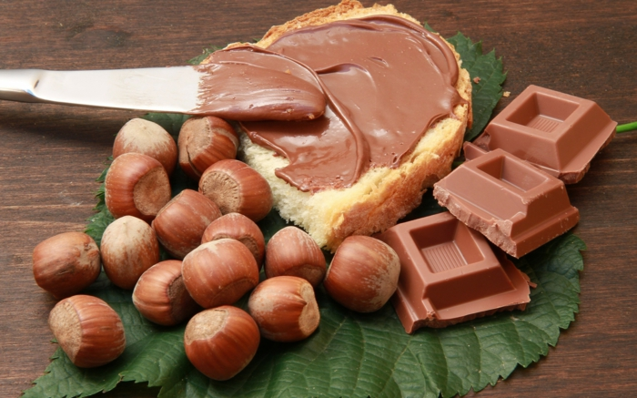 gift ideas for friend girlfriends friend truffle with whole milk nutella