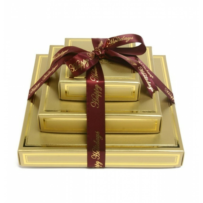 gift ideas for friend girlfriends friend truffle with whole milk cinnamon gold