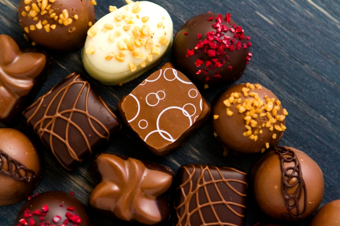 gift ideas for friend girlfriends friend of truffle with sesame full cinnamon orange noble pralines